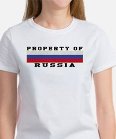 Property Of Russia Tee
