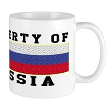 Property Of Russia Mug