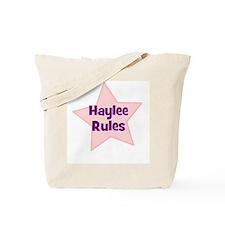 Haylee Rules Tote Bag