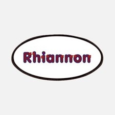 Rhiannon Red Caps Patch