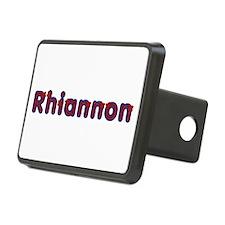 Rhiannon Red Caps Hitch Cover