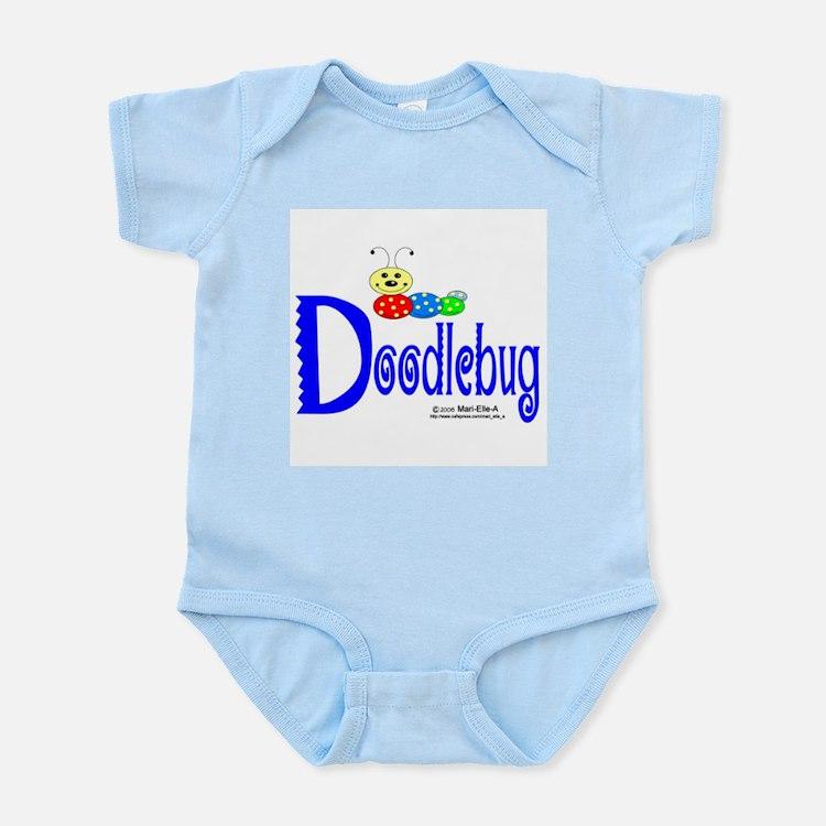 Doodlebug Infant Bodysuit