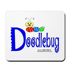 Doodlebug Mousepad