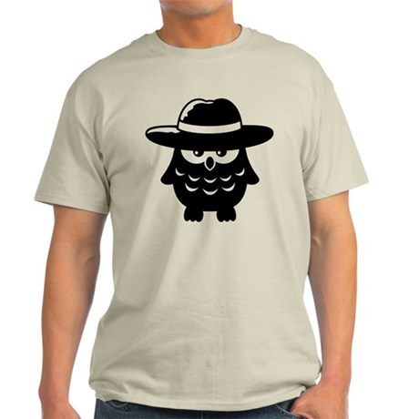 owl_with_hat T-Shirt