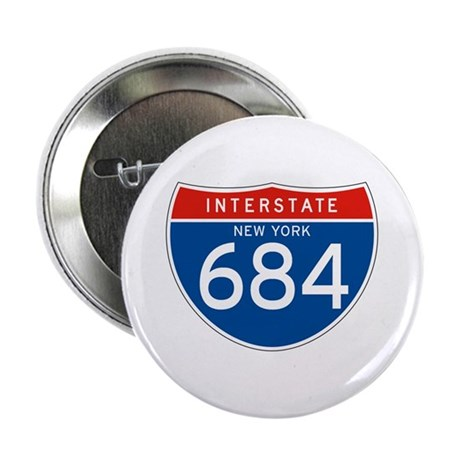 Interstate 684 - NY Button