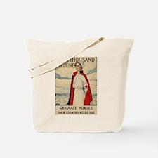 USA Nurse Tote Bag