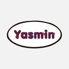 Yasmin Red Caps Patch