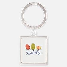 Easter Egg Isabelle Keychains