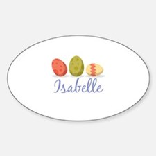 Easter Egg Isabelle Decal