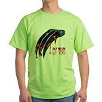Got Treats Green T-Shirt