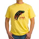 Got Treats Yellow T-Shirt