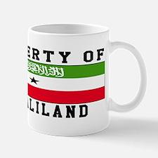 Property Of Somaliland Mug