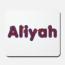 Aliyah Red Caps Mousepad