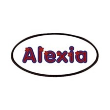 Alexia Red Caps Patch