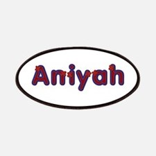 Aniyah Red Caps Patch