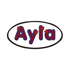 Ayla Red Caps Patch