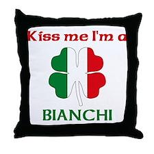 Bianchi Family Throw Pillow