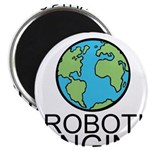 Worlds Greatest Robotics Engineer Magnet