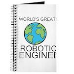 Worlds Greatest Robotics Engineer Journal