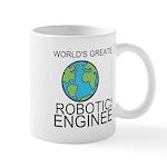 Worlds Greatest Robotics Engineer Mug