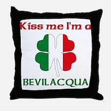 Bevilacqua Family Throw Pillow