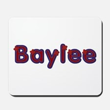 Baylee Red Caps Mousepad