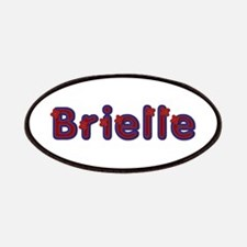 Brielle Red Caps Patch