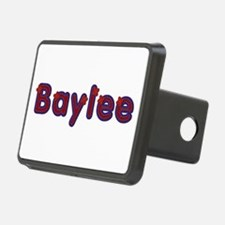 Baylee Red Caps Hitch Cover