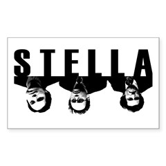 STELLA - Rectangle Decal