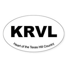 Kerrville, Texas Decal