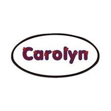 Carolyn Red Caps Patch