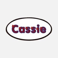 Cassie Red Caps Patch