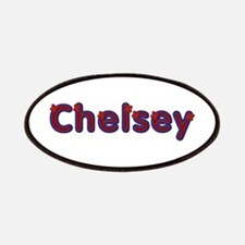 Chelsey Red Caps Patch