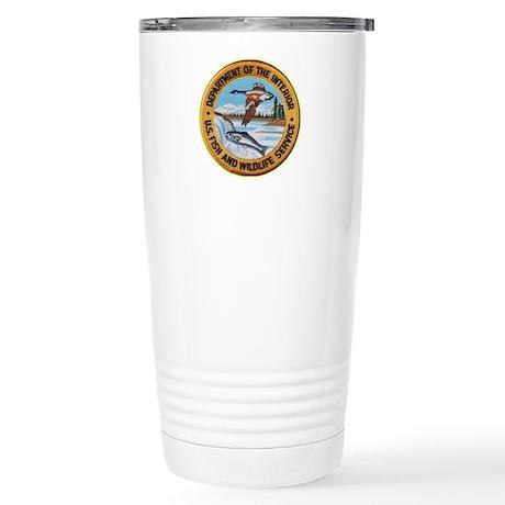 U S Fish Wildlife Service Travel Mug