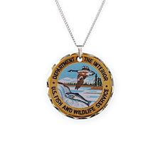 U S Fish Wildlife Service Necklace