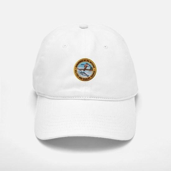 U S Fish Wildlife Service Baseball Baseball Baseball Cap