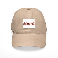 Greetings shalom y'all Baseball Cap