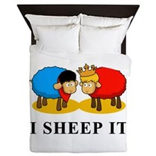 I Sheep It Queen Duvet