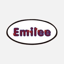 Emilee Red Caps Patch