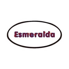 Esmeralda Red Caps Patch