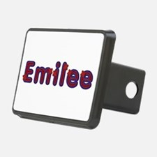 Emilee Red Caps Hitch Cover