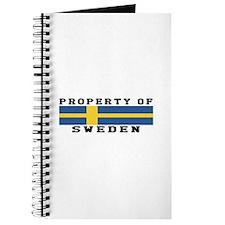 Property Of Sweden Journal