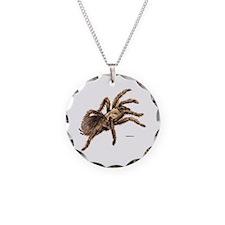 Tarantula Spider Necklace