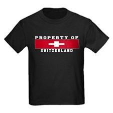 Property Of Switzerland T