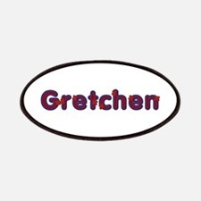 Gretchen Red Caps Patch