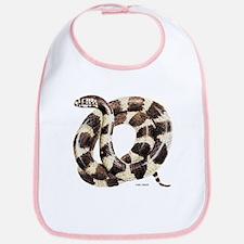 King Snake Bib
