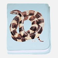 King Snake baby blanket