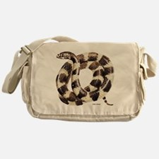 King Snake Messenger Bag