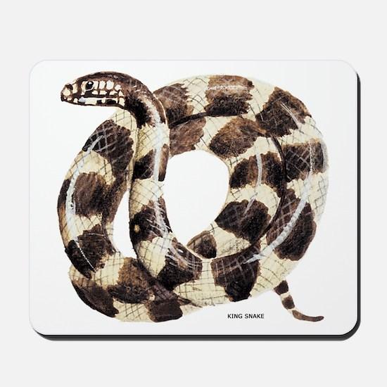 King Snake Mousepad