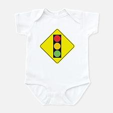 Signal Ahead Infant Bodysuit